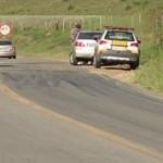 Falta de atenção com a sinalização vem provocando acidentes MGC 381