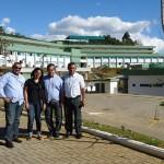 Prefeito Waldeles visita IFES similar ao que será construído em BSF