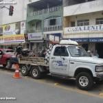 Dois acidentes na Rodovia do Contorno