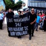 População clama por PAZ em Mantenópolis