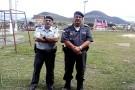 Policiais Militares organizam