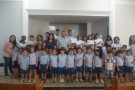 Formatura do PROERD na Escola Adventista