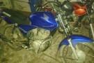 Moto furtada em Ataléia-MG é recuperada pela PM em Ecoporanga