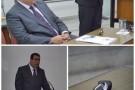 Vereador leva cronômetro para tribuna da Câmara e deixa colega irritado em Mantena