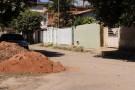 Prefeitura de Mantena notifica cidadãos que depositam entulho e material de construção nas ruas da cidade