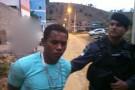 PM prende dois homens acusados de tentar assaltar padaria na Vila Landinha