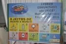 Barra de São Francisco realiza I Fórum Comunitário do Selo Unicef