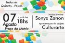 Feira de Artesanato e Gastronomia de Mantena nesta próxima quinta-feira (7)