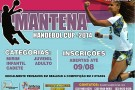Inscrições para Handebol Cup em Mantena encerram neste sábado (9)
