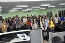 Ifes: Aula inaugural do curso Técnico em Administração em Barra de São Francisco