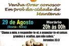 Igreja Metodista Central de Mantena convida para Vigília