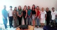 Equipe de Barra de São Francisco esteve presente na apresentação do TCA em Nova Venécia