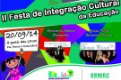 ll Festa de Integração Cultural da Educação em Barra de São Francisco