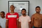Policiais prendem pai e filho acusados de homicídio em Linhares