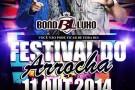 È hoje o festival do Arrocha em Ecoporanga, com a Banda Bond'luxo