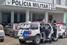 Sai o BME e entra o GAO no policiamento dos bairros de São Gabriel da Palha