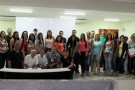Servidores da Penitenciária de Barra de São Francisco encerram projeto de saúde