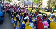 Outubro Rosa deu um colorido todo especial em São Gabriel da Palha