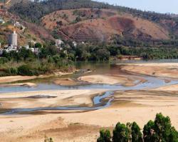 Seca provoca racionamento nas lavouras no noroeste do ES