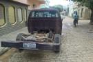 Veículo roubado em Galileia, MG é recuperado pela Polícia Militar em Santa Luzia, distrito de Mantenópolis
