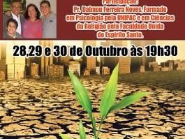 Igreja Metodista de Mantena realizará seminário Curados para Curar