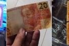 Notas falsas de R$ 50 e R$ 20 estão sendo passadas em Mantena