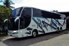 Ônibus de turistas francisquenses é roubado em Caldas Novas
