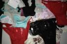 Casal de adolescentes é detido suspeito de furtar calcinhas no ES