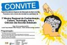 Neste sábado acontece a 1ª Mostra Regional de Conhecimento em Barra de São Francisco