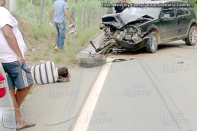 SiteBarra+Barra+de+Sao+Francisco+acidente grave