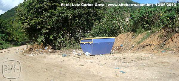 SiteBarra - Monte Sinai - Vermelha - Barra de Sao Francisco - Camatinha abandonou (2)