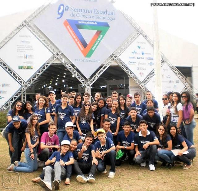 SiteBarra+Barra+de+Sao+Francisco+turma ensino medio integrado0
