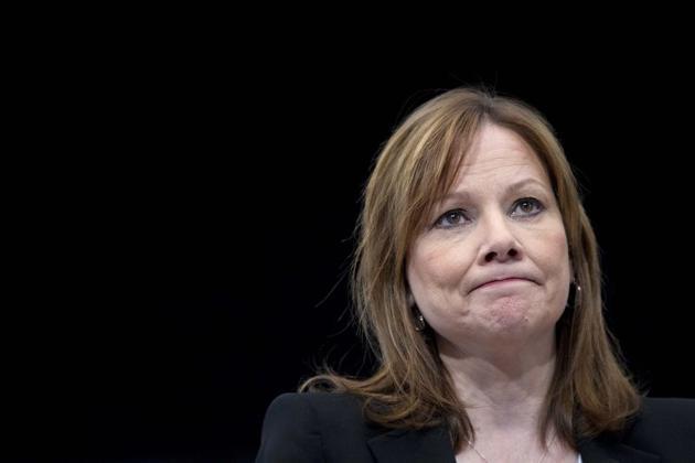 7. Mary Barra, 52 anos, EUA - CEO da General Motors