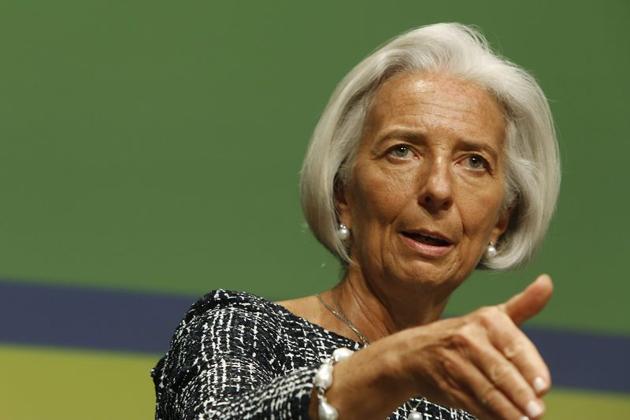 5. Christine Lagarde, 58 anos, França - Diretora do FMI
