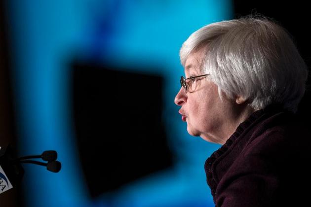 2. Janet Yellen, 67 anos, EUA - Presidente do Fed (sistema de bancos centrais dos EUA)