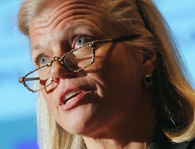 10. Virginia Rometty, 56 anos, EUA - CEO da IBM