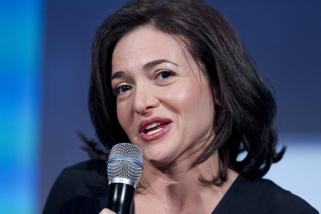 9. Sheryl Sandberg, 44 anos, EUA - COO do Facebook