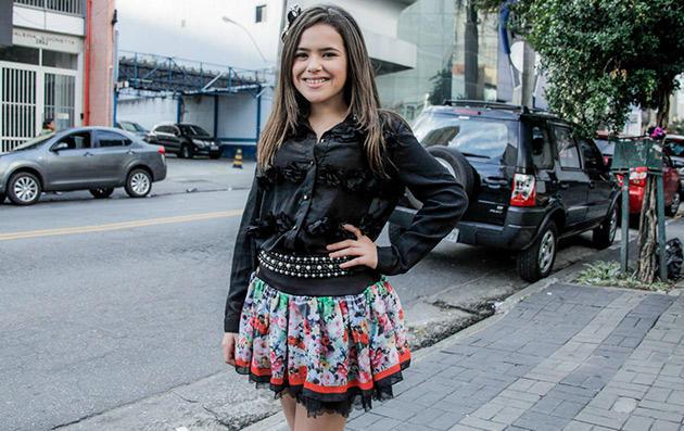 """A famosa foi clicada pelos paparazzi momentos antes de assistir ao espetáculo """"Palavra Cantada Sem Pé Nem Cabeça - O Musical"""", em cartaz no Teatro Procópio Ferreira, em São Paulo."""