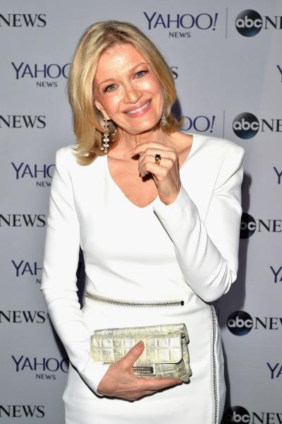 Aos 68 anos, Diane Sawyer ainda surpreende o público pela beleza. Ela ficou conhecida nos Estados Unidos pelo seu trabalho como apresentadora e jornalista.