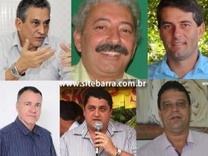 candidatos a deputado estadual sitebarra  barra de sao francisco edinho enivaldo boff quenidio giuliano